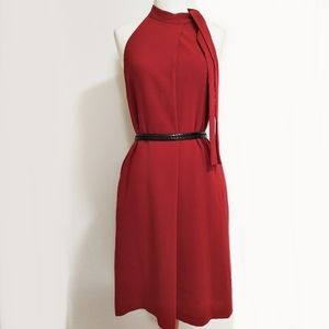 NWT Theory Dress | Espere Admiral Crepe | Size 10